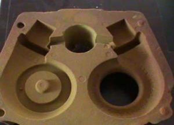 覆膜砂铸造